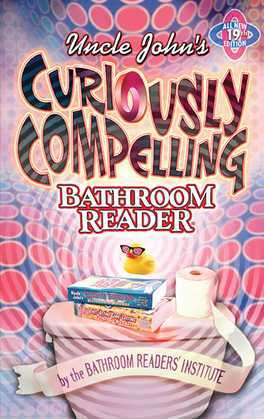 Uncle John's Curiously Compelling Bathroom Reader