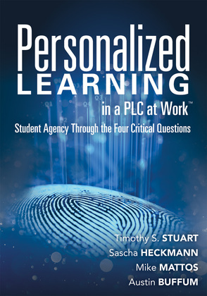 <p>Personalized Learning in a PLC at Work<sup>TM</sup></p>