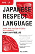 Japanese Respect Language
