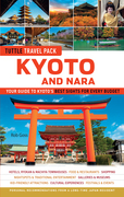 Kyoto and Nara Tuttle Travel Pack Guide + Map