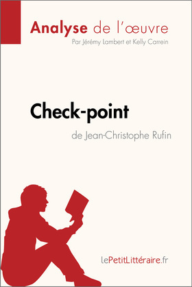 Check-point de Jean-Christophe Rufin (Analyse de l'œuvre)