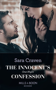 The Innocent's One-Night Confession (Mills & Boon Modern)