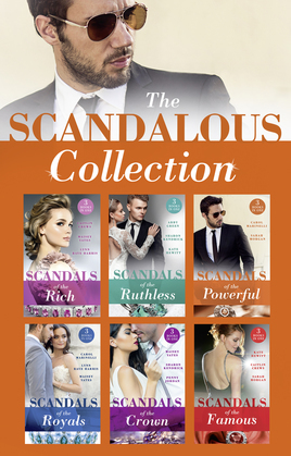The Scandalous Collection (Mills & Boon e-Book Collections)