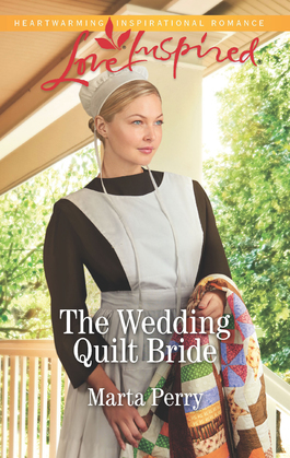 The Wedding Quilt Bride (Mills & Boon Love Inspired) (Brides of Lost Creek, Book 2)