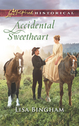 Accidental Sweetheart (Mills & Boon Love Inspired Historical) (The Bachelors of Aspen Valley, Book 3)