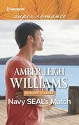 Navy Seal's Match (Mills & Boon Superromance) (Fairhope, Alabama, Book 6)