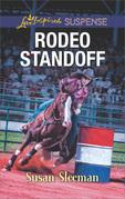 Rodeo Standoff (Mills & Boon Love Inspired Suspense) (McKade Law, Book 2)
