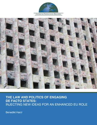 The Law and Politics of Engaging De Facto States
