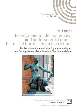 Enseignement des sciences, méthode scientifique : la formation de l'esprit critique