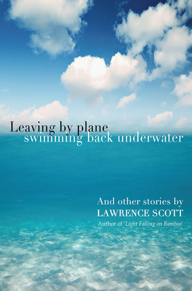 Leaving by Plane Swimming back Underwater