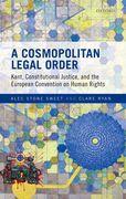 A Cosmopolitan Legal Order