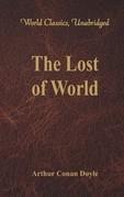 The Lost World (World Classics, Unabridged)
