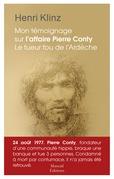 Mon témoignage sur l'affaire Pierre Conty