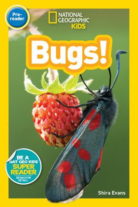 National Geographic Kids Readers: Bugs (Readers)