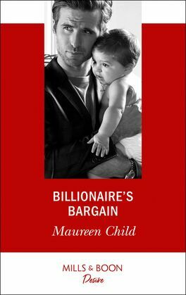Billionaire's Bargain (Mills & Boon Desire) (Billionaires and Babies, Book 97)
