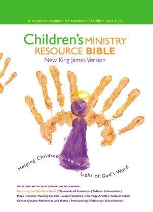 NKJV, Children's Ministry Resource Bible, Ebook