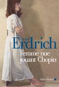 Femme nue jouant Chopin