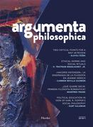 Argumenta philosophica 2018/1