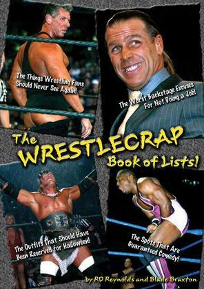 WrestleCrap Book of Lists!, The