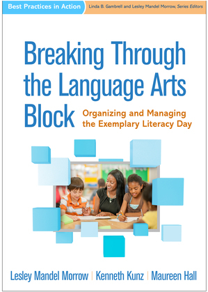 Breaking Through the Language Arts Block