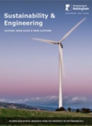 Sustainability & Engineering
