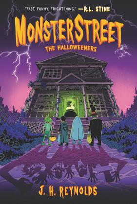 Monsterstreet #2: The Halloweeners
