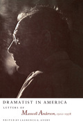 Dramatist in America