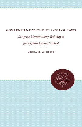 Government Without Passing Laws