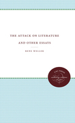 The Attack on Literature and Other Essays