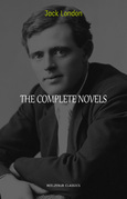 Jack London: The Complete Novels (The Call of the Wild, White Fang, The Sea Wolf, The Scarlet Plague...)
