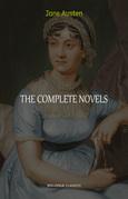 Jane Austen Collection: The Complete Novels (Pride and Prejudice, Emma, Sense and Sensibility, Persuasion...)