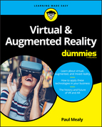 Virtual & Augmented Reality For Dummies
