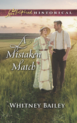 A Mistaken Match (Mills & Boon Love Inspired Historical)