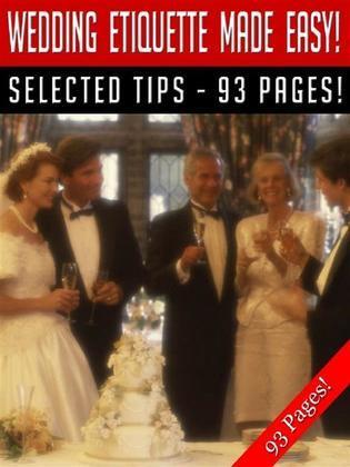 Wedding Etiquette Made Easy!