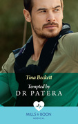 Tempted By Dr Patera (Mills & Boon Medical) (Hot Greek Docs, Book 2)