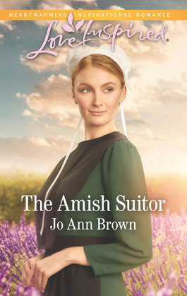 The Amish Suitor (Mills & Boon Love Inspired) (Amish Spinster Club, Book 1)
