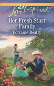 Her Fresh Start Family (Mills & Boon Love Inspired) (Mississippi Hearts, Book 1)
