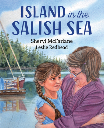 Island in the Salish Sea