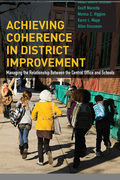 Achieving Coherence in District Improvement