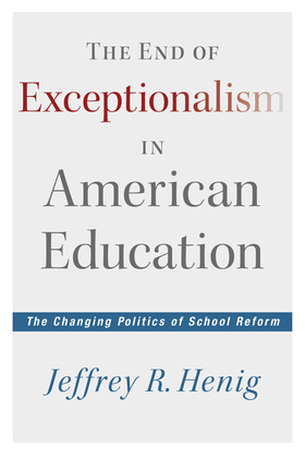 The End of Exceptionalism in American Education