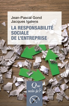 La responsabilité sociale de l'entreprise