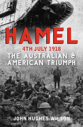 Hamel 4th July 1918