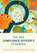 The ABA Compliance Officer's Deskbook
