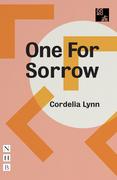 One For Sorrow (NHB Modern Plays)