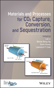 Materials and Processes for CO2 Capture, Conversion, and Sequestration