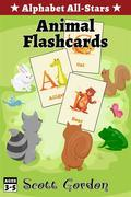 Alphabet All-Stars: Animal Flashcards