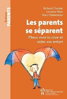 Les parents se séparent