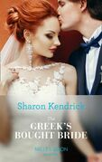 The Greek's Bought Bride (Mills & Boon Modern) (Conveniently Wed!, Book 8)