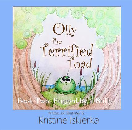 Olly The Terrified Toad