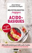 Mes petites recettes magiques acido-basiques
